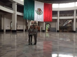 Researching at the Archivo Nacional