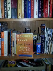 Famous philosopher Eckhart Tolle