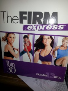 Exercising with The Firm