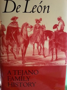 De Leon on Spanish Texas