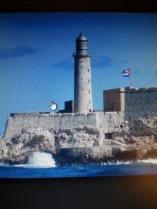 Havana Harbor gathering of the silver fleets