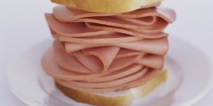 Bologna on White Bread