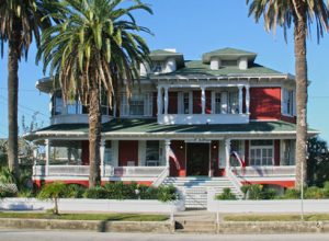 The Victorian Inn B&B Galveston