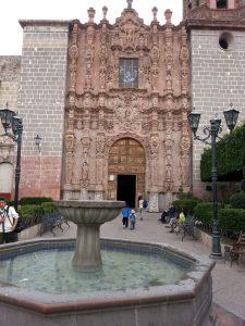 Visiting San Miguel de Allende