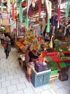 At the market in San Miguel de Allende